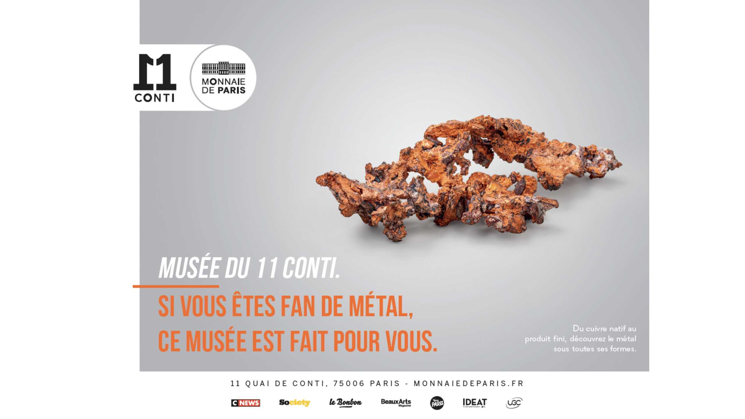 Si vous êtes fan de métal, ce musée est fait pour vous